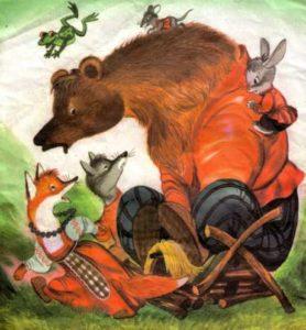Теремок – Русская Сказка